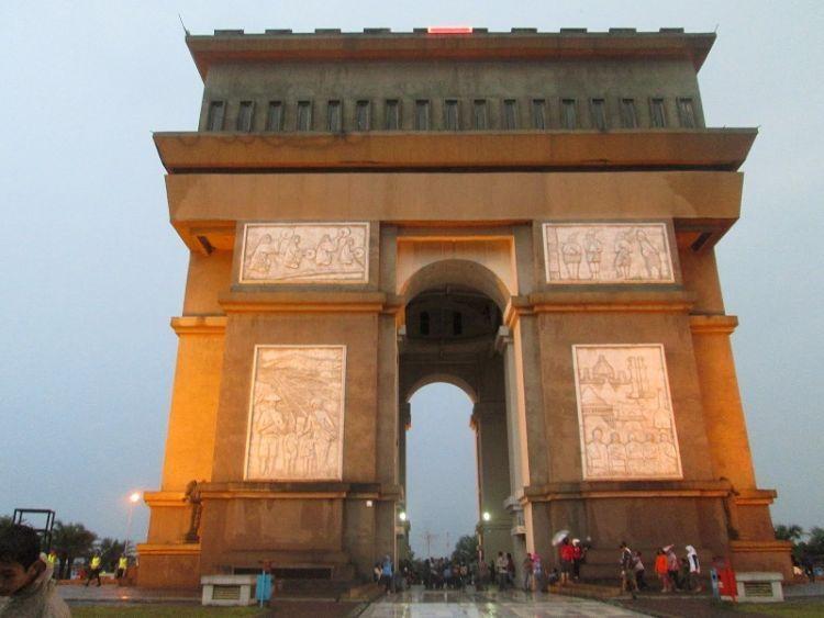 Mirip Arc de Triomphe