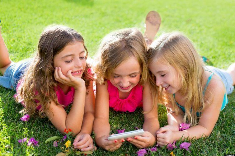 anak minta smartphone