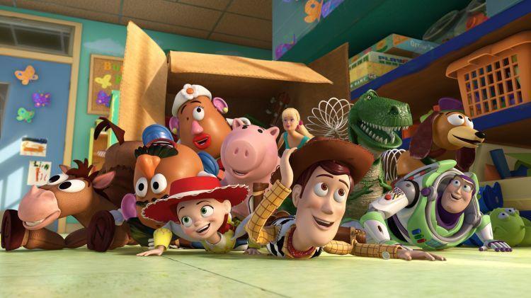 Belajar nilai-nilai persahabatan dari mainan di Toy Story