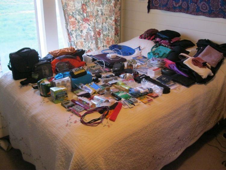 Bwa barang sesuai dengan tujuanmu berwisata