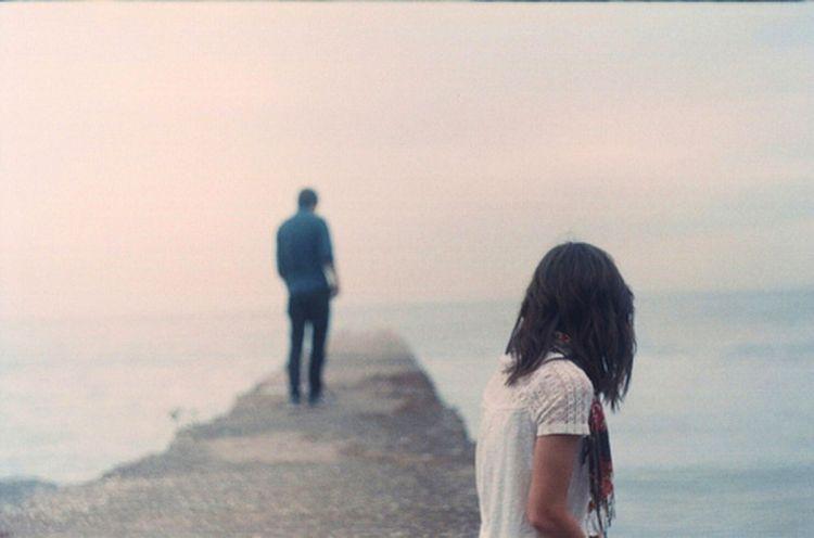 Kamu masih berharap bersama lagi dengannya