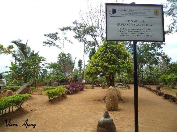 Situs Duplang dari zaman megalitikum