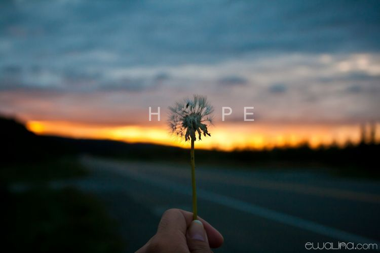 Selalu terselip harapan dan keoptimisan di dalam doa