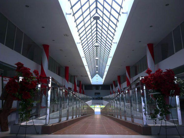 Museum Batak di TB Silalahi Center