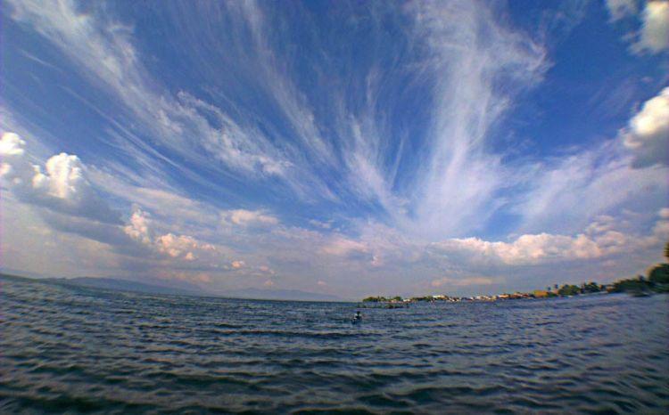 Danau Toba dari Lumban Silintong