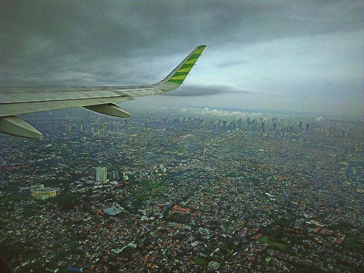 Kali Pertama Terbang di Atas Udara: Sebuah Pengalaman yang