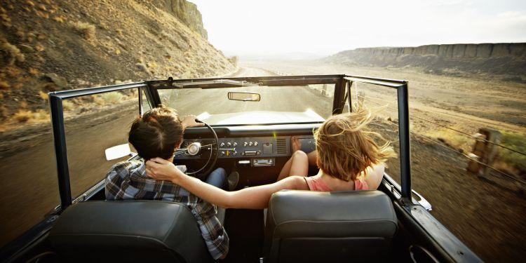 Bulan madu dengan road trip bersama