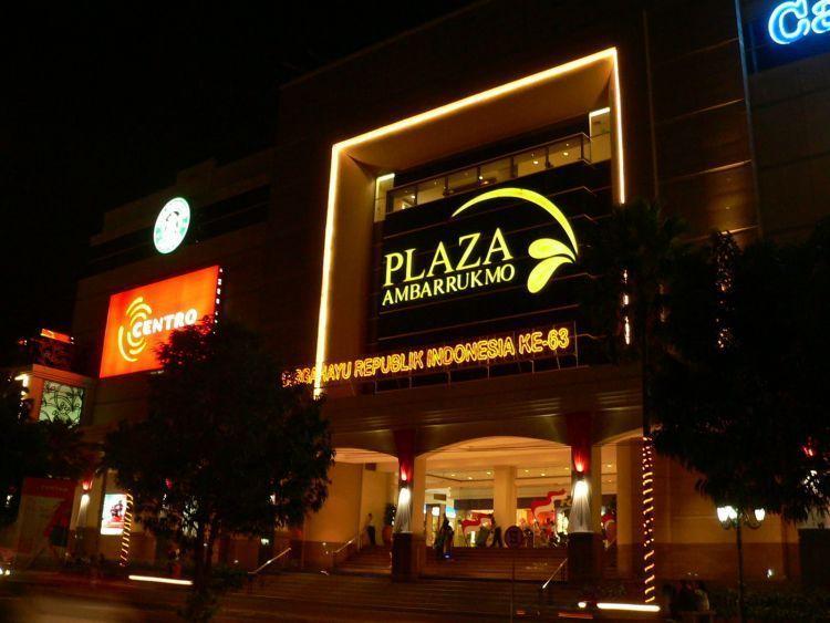 Salah satu mall terbesar di Jogja