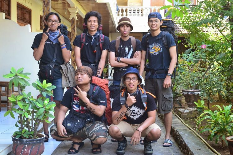 siapa saja boleh datang ke Bali