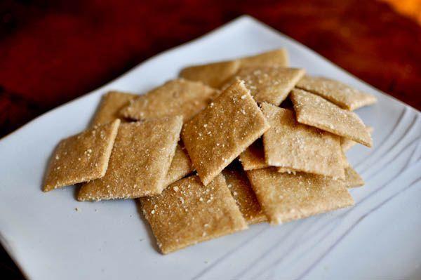 Biskuit gandum