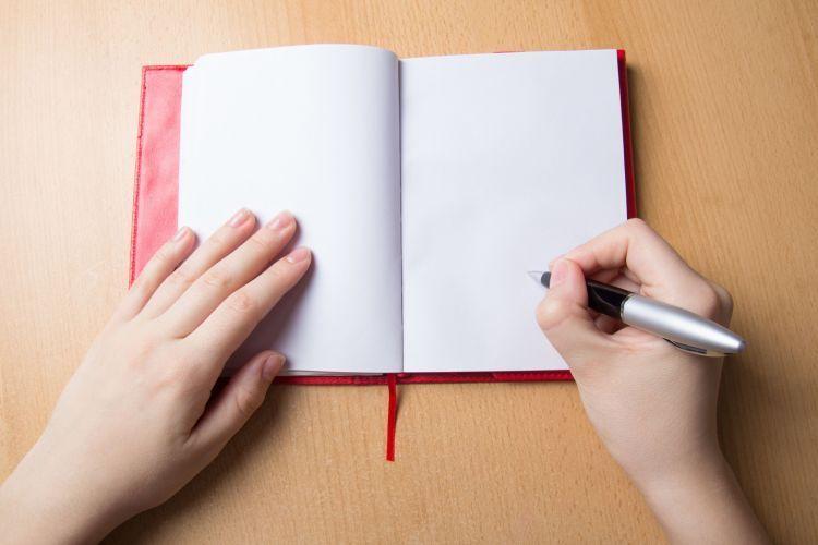 Tulislah rencanamu hari ini