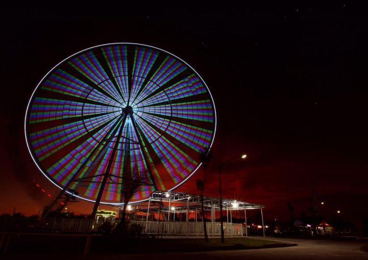 Ferris Wheel di SKE park