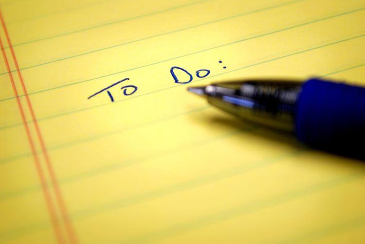 """""""to-do list"""" penting agar harimu terarah"""