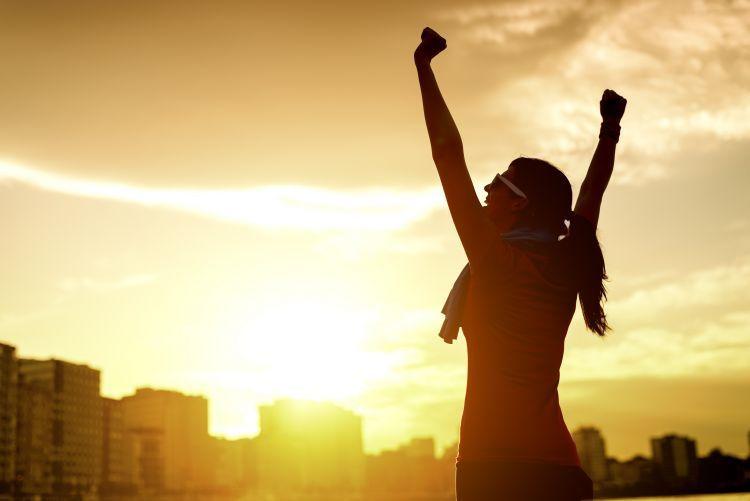 Olahraga ringan cukup untuk mengembalikan semangatmu
