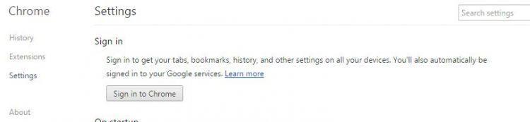 Akses akun Google