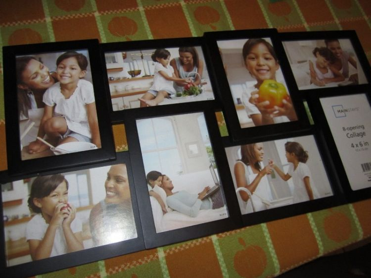 Lihatlah album atau bingkai foto keluarga dan sahabat