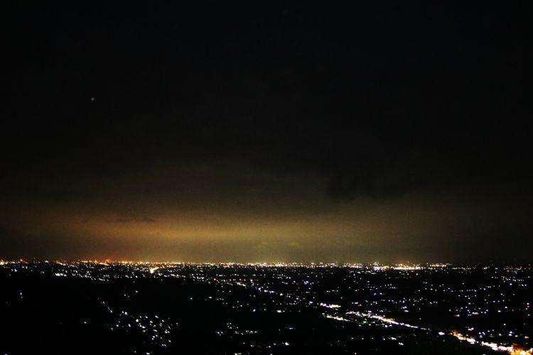 Pemandangan dari atas Bukit Bintang