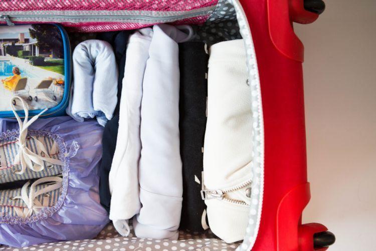 packing baju