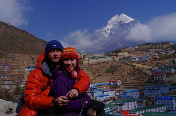 Bulan madu ke Nepal