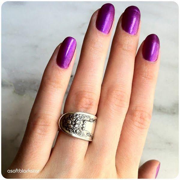 Sendok berubah jadi cincin cantik