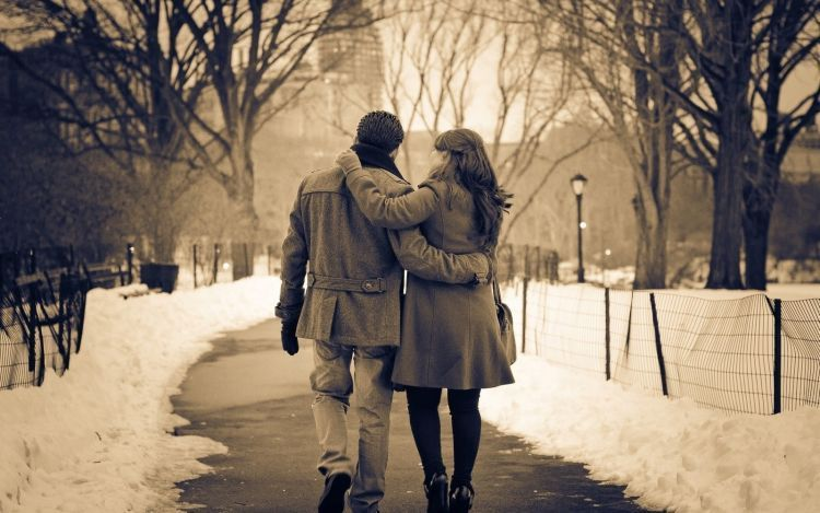 Waktu kalian bersama menjadi sangat berharga