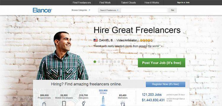 5 Website yang Membuka Peluangmu Dapat Tambahan Penghasilan Dari Jadi Freelancer