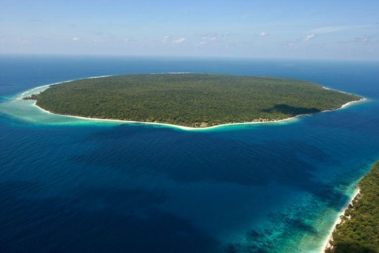 Pulau Jaco, east timor. Gk kalah dengan Raja Ampat!
