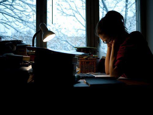 Saat homesick, alihkan perhatianmu pada belajar