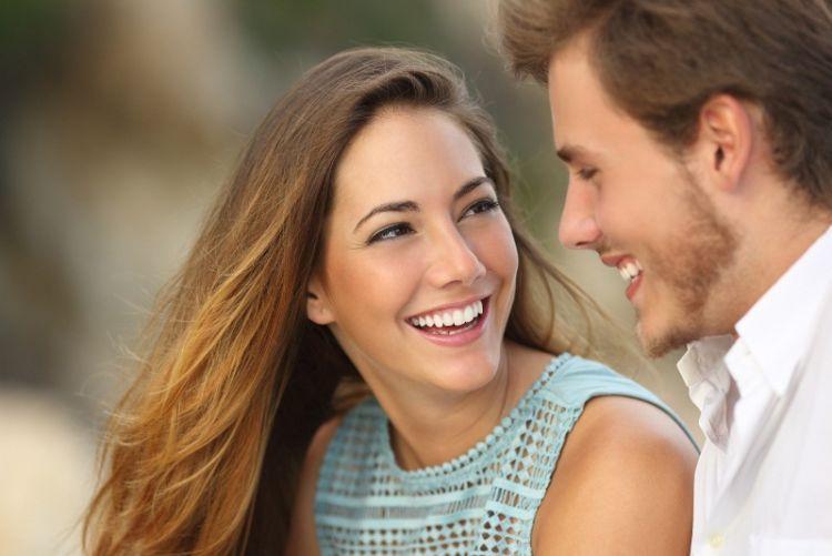 Selalu senyum saat senang atau susah