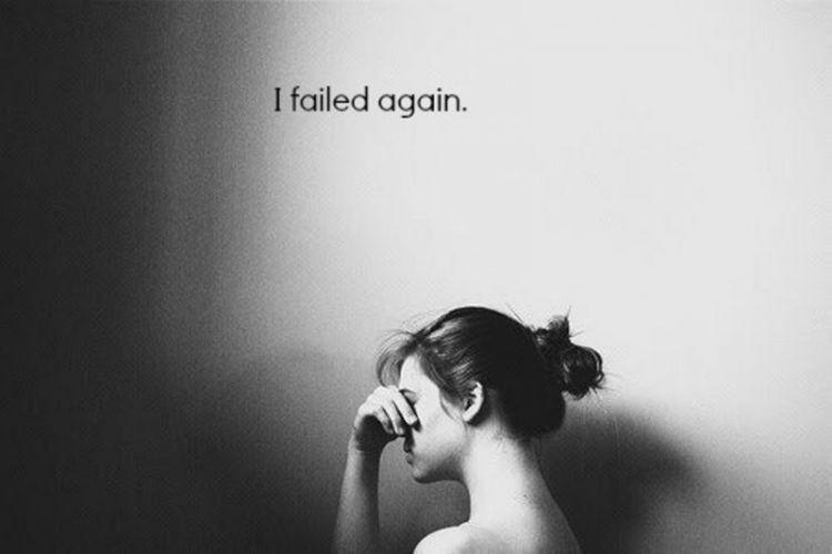 Kegagalan hanya bagian dari proses