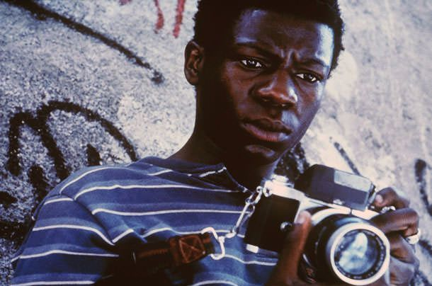 Fotografer yang hidup di lingkungan kriminal