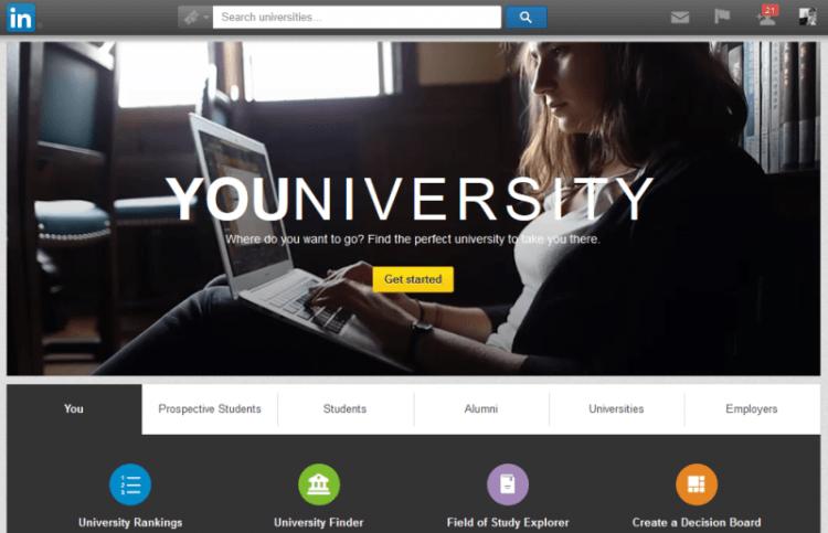 Kamu bisa mencari alumni kampusmu, dan alumni kampus Impianmu