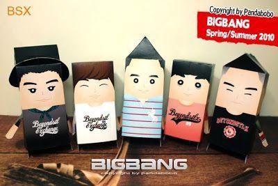 Tambahin koleksi BigBang-mu