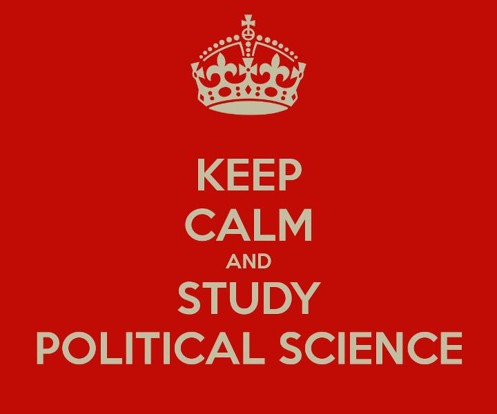 Kamu belajar banyak hal tentang hidup melalui Ilmu Politik.