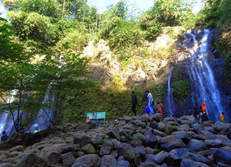 Air terjun Pengantin, Ngrambe, Ngawi
