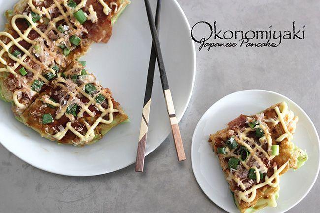 Resep martabak telur jepang atau okonomi yaki