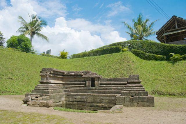 Situs Payak nampak dari atas