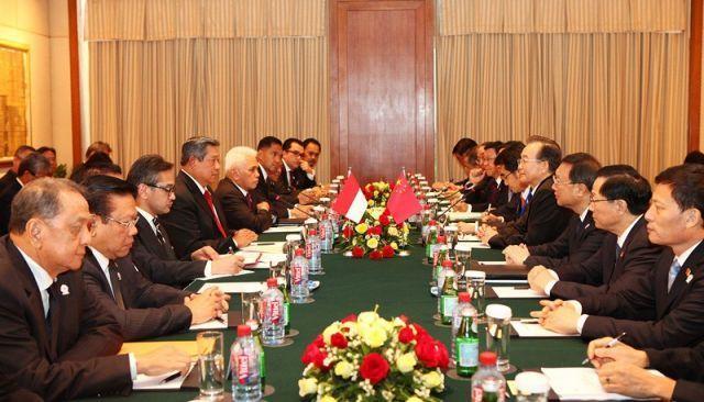 pertemuan SBY