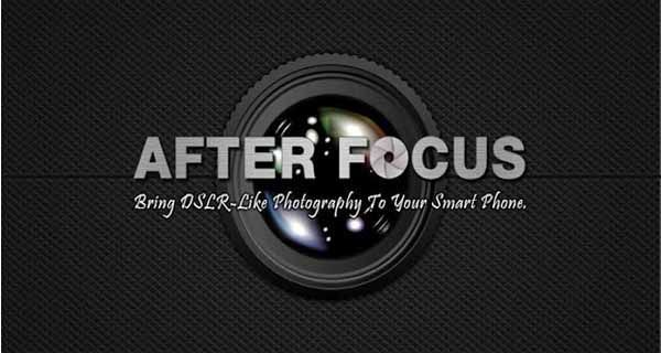 Bring DSLR like photography to your smartphone