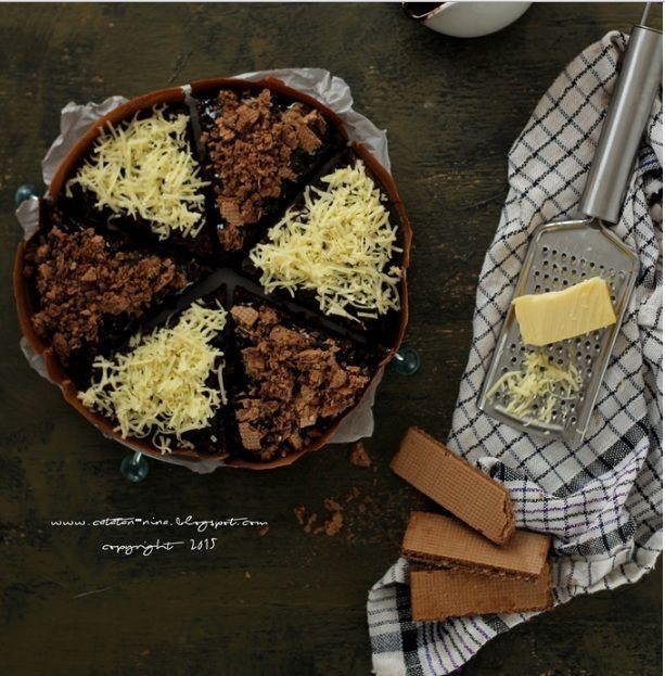 Resep martabak brownis