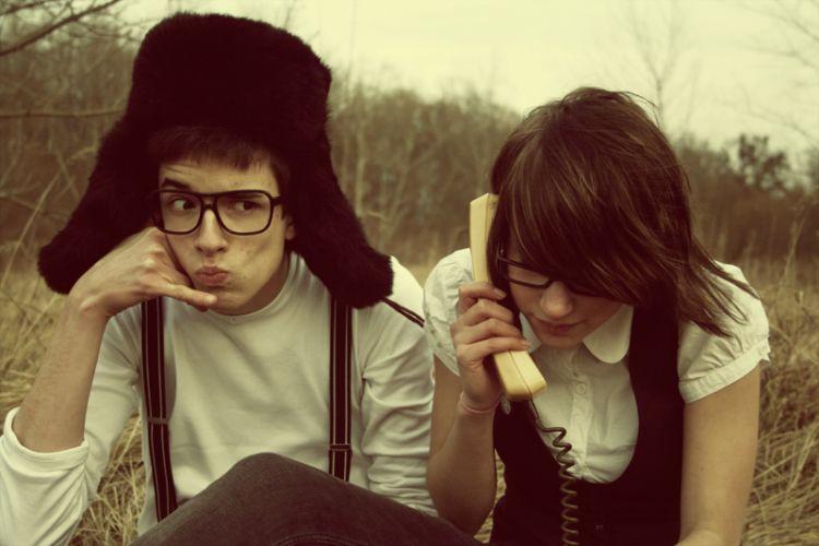 Telepon teman
