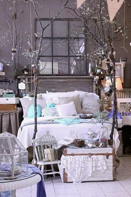 Dekorasi kamar pengantin yang unik dan romantis
