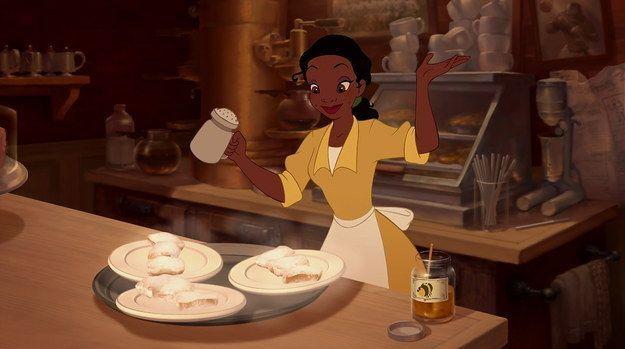 Resep masakan disney