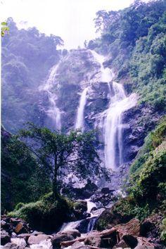 Lawe waterfall Gemawang