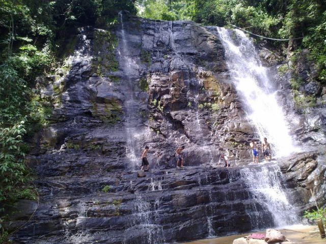 Onje waterfall Bejen