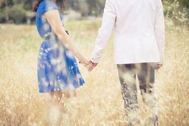 Bagaimana mungkin kuatnya rasa tak membuat kita ingin saling mendampingi?