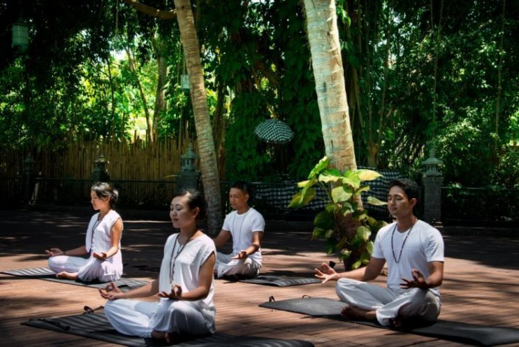 Yoga di ubud