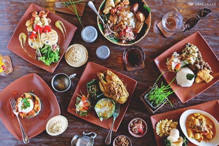 makanan enak dan lezat
