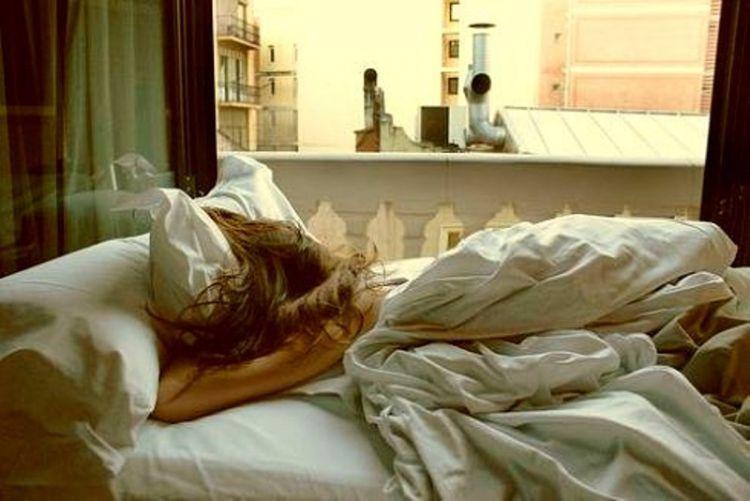 kamu tak merasa semangat tiap kali bangun pagi