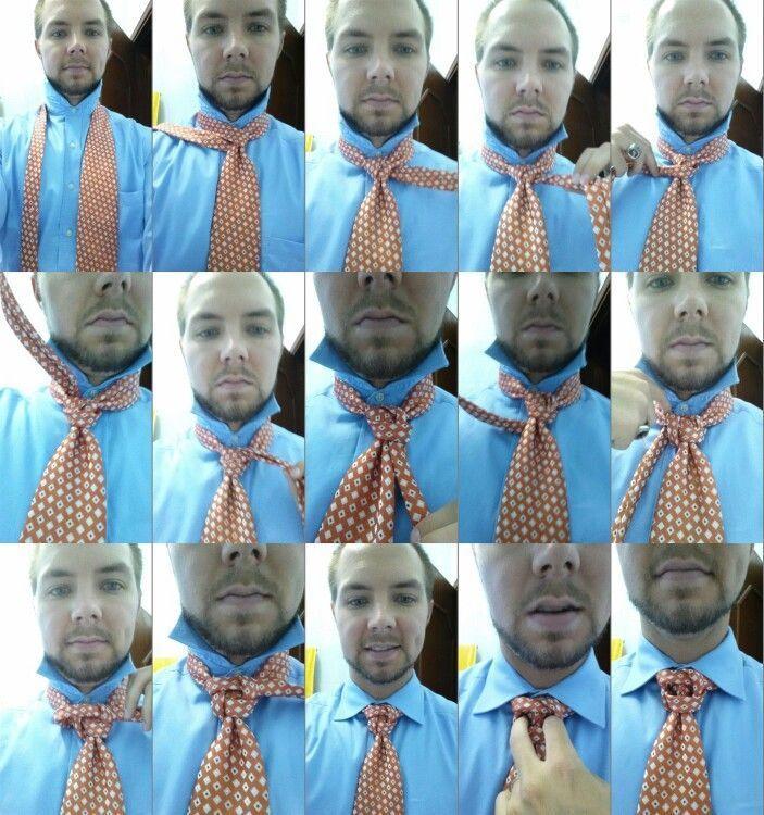 Cara menggunakan dasi yang benar